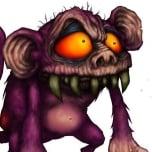 scruff monkey